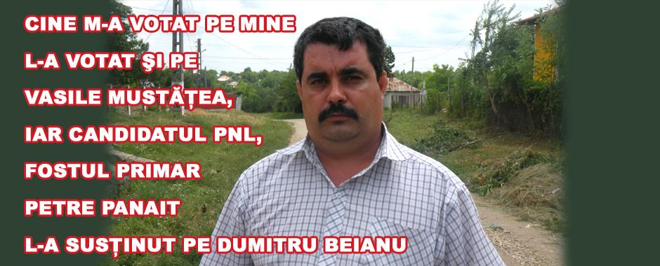 După 12 ani comuna Răsuceni are un nou primar