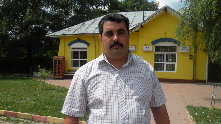 Munca este secretul reuşitei în viziunea noului primar al comunei Răsuceni