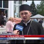 Sfințirea Bisericii Parohiei Toporu din Județul Giurgiu