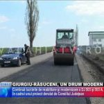 Giurgiu-Răsuceni, Un Drum Modern
