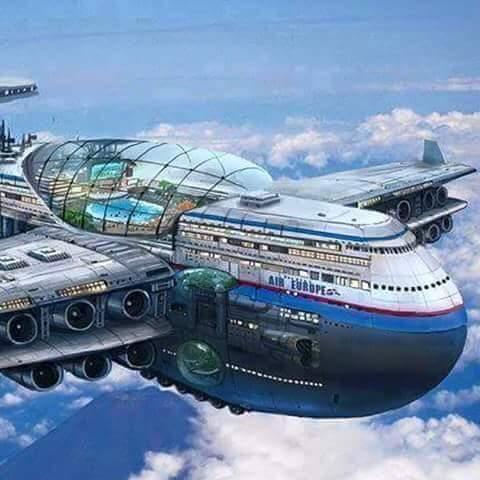 avion de la AirEurope