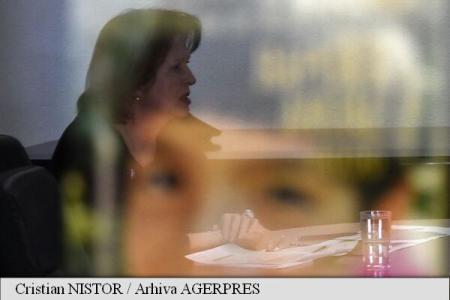 Gabriela Coman, presedinta ANPDCA
