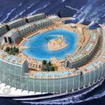 Incredibile structuri arhitecturale plutitoare