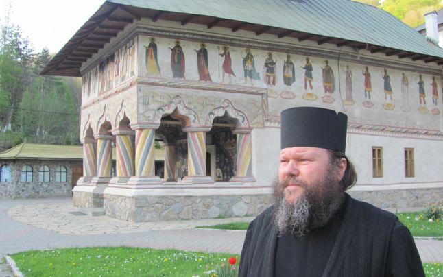 Ioachim Pârvulescu, stareţul Mănăstirii Lainici