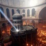 Ce s-a întâmplat la Ierusalim când s-a aprins Lumina Sfântă in 2016