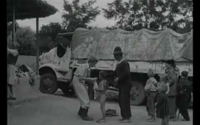 marea foamete din anii '40