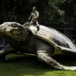 Unele din cele mai creative sculpturi din lume