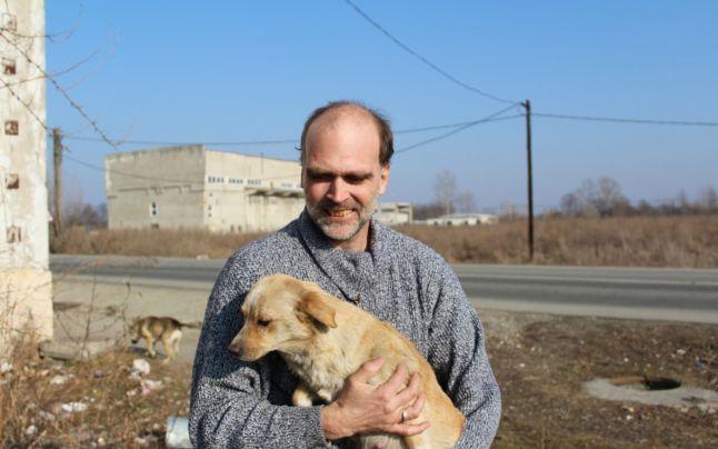 voluntar emigrat în România