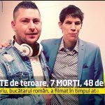 Florin Morariu, bucătarul român plecat la muncă în Londra, a înfruntat un terorist