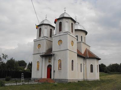 Biserica ortodoxă din Aita Mare, români din Harghita și Covasna