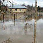 VIDEO/Inundații în Teleorman. Localitatea Drăgăneşti-Vlaşca, lovită a doua oară în câteva zile de o viitură