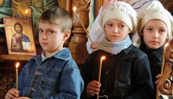 rugaciune pentru copii
