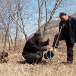 O lecţie de viață pentru noi toţi, un orb şi prietenul lui fără braţe au plantat 10 000 de copaci! Vezi video